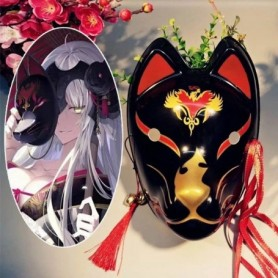 Anime The Light of The Fireflies Forest Cosplay Mask Grandmaster of Demonic Cultivation Young Wei Wuian Cosplay Fo Mask PVC, Hom