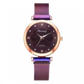 5Pcs Set Women Watches Luxury Ladies Watch And Bracelet Set Women Clock Fashion Quartz Wrist Watches Orologio Donna Dropshipping