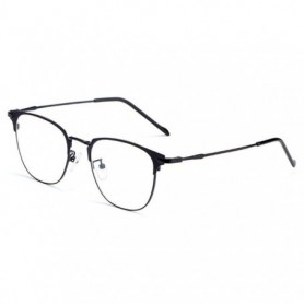 Optical Glasses Frame for Men and Women Alloy Prescription Spectacles with Recipe Eyewear Eyeglasses, Home