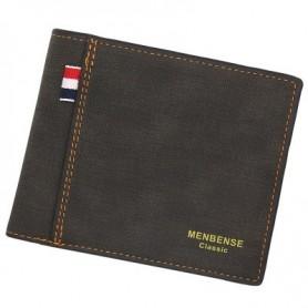 Men's wallet Fashion 2020 Mens Wallet with Coin Bag Zipper Small Money Purses New Design Dollar Slim Purse Money Clip Wallet 111