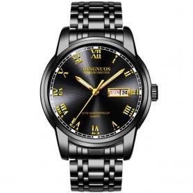 Dropshipping Mens Watches Waterproof Top Brand Luxury Calendar Male Watch men Business Wristwatch Man Stainless Steel Male Clock