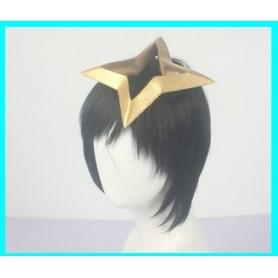 Anime VTuber Hololive Amane Kanata Cosplay Headwear Hairwear Cosplay Props Accessories Halloween, Home