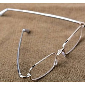 Foldable Portable Reading Glasses Anti Blu Anti Fatigue Natural Crystal Glass Lens +0.75 +1 +1.25 +1.5 +1.75 +2 +2.25 +2.5 to +4