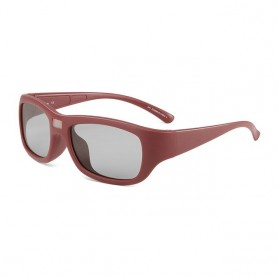 Auto Adjustable Dimming Sunglasses Men Polarized Photochromic Solar Power Supply Auto Darkenning Discoloration Sun Glasses, Home