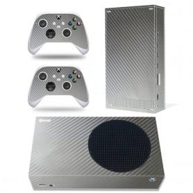 Carbon fiber and Matte design for Xbox series s Skins for xbox series s pvc skin sticker for xbox series s vinyl sticke, Home