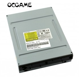OCGAME 10pcs/lot Original Unlocked 9504 DG-16D4S Game DVD Room For Xbox 360 slim Console DVD Driver by DHL, Home