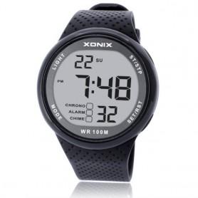 Sports Watch Luxury Men 100M Relogio Masculino LED Digital Diving Swimming Reloj Hombre Sports Watch Sumergible Wristwatch GJ, H