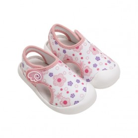 DB17643 Dave Bella summer fashion baby unisex print sandals new born infant shoes boys girlsshoes, Home