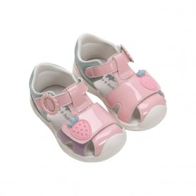 DBS17610 Dave Bella summer fashion baby girls cartoon sandals new born infant shoes girl sandals cute shoes, Home