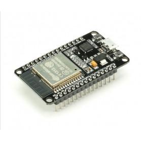 5PCS ESP32 ESP-32S Wireless WiFi Bluetooth Development Board 2.4GHz Micro USB CP2102 Dual Core Module ESP8266 ESP-WROOM-32 2102,
