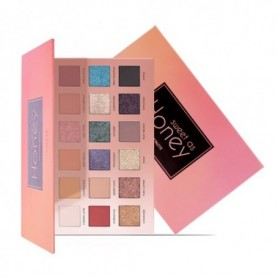 FOCALLURE 2019 New Eye Shadow Palette Earth Color Matte Fine Powder Easy to Blend Blogger Recommended Make up Palette Eyeshadow,