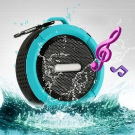 parlante altavoz enceinte bluetooth portable wireless speaker soundbar speakers stands FM waterproof for mobile phone computer