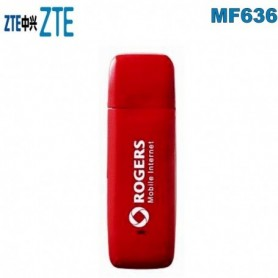 Modem USB ZTE MF636 WHITE Stick 3G HSDPA Unlocked, Home