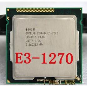 Intel Xeon e3-1270 E3 1270 E3-1270 3.4GHz LGA1155 8MB Quad Core CPU Processor E3 1270 SR00N free shipping, Home