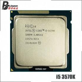 Intel Core i5-3570K i5 3570K 3.4 GHz Quad-Core CPU Processor 6M 77W LGA 1155, Home