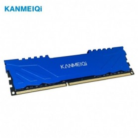 KANMEIQi ram DDR3 4GB 8GB 1333mhz 1600/1866MHz Desktop Memory with Heat Sink dimm pc3 CL9 CL11 1.5V 240pin compatible Intel/AMD,